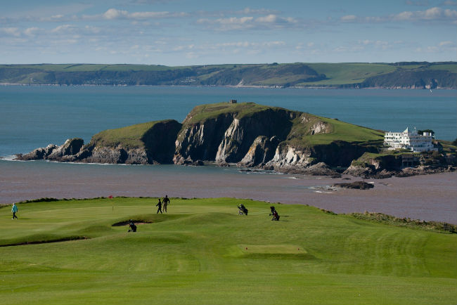 South Devon Golf Breaks